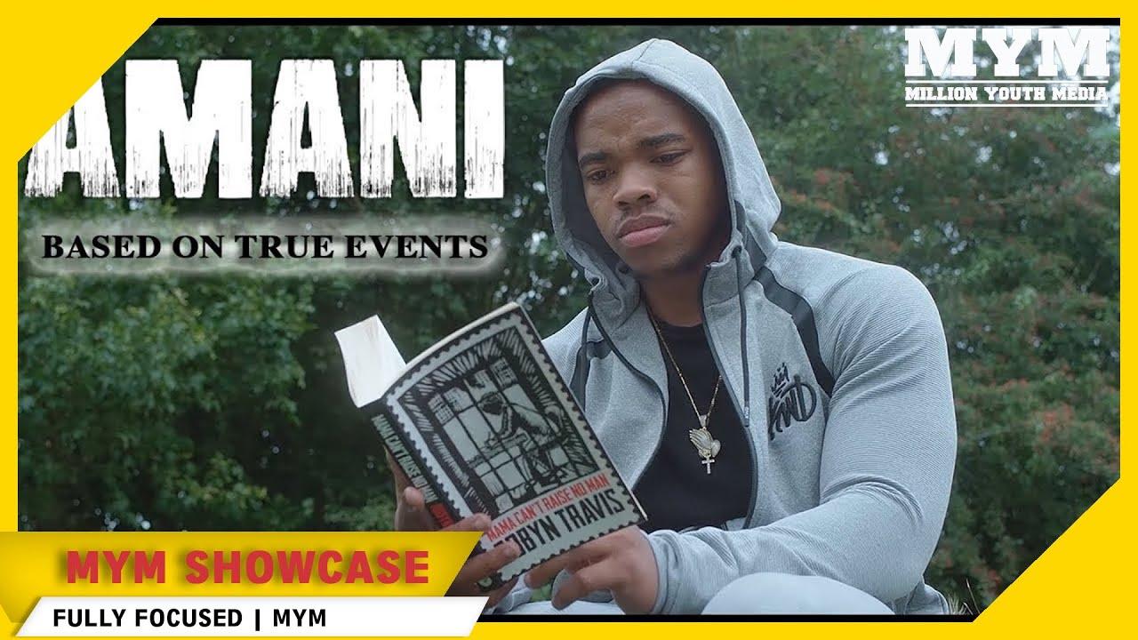 Former Learner Premieres Short Film 'AMANI' Based On True Story!
