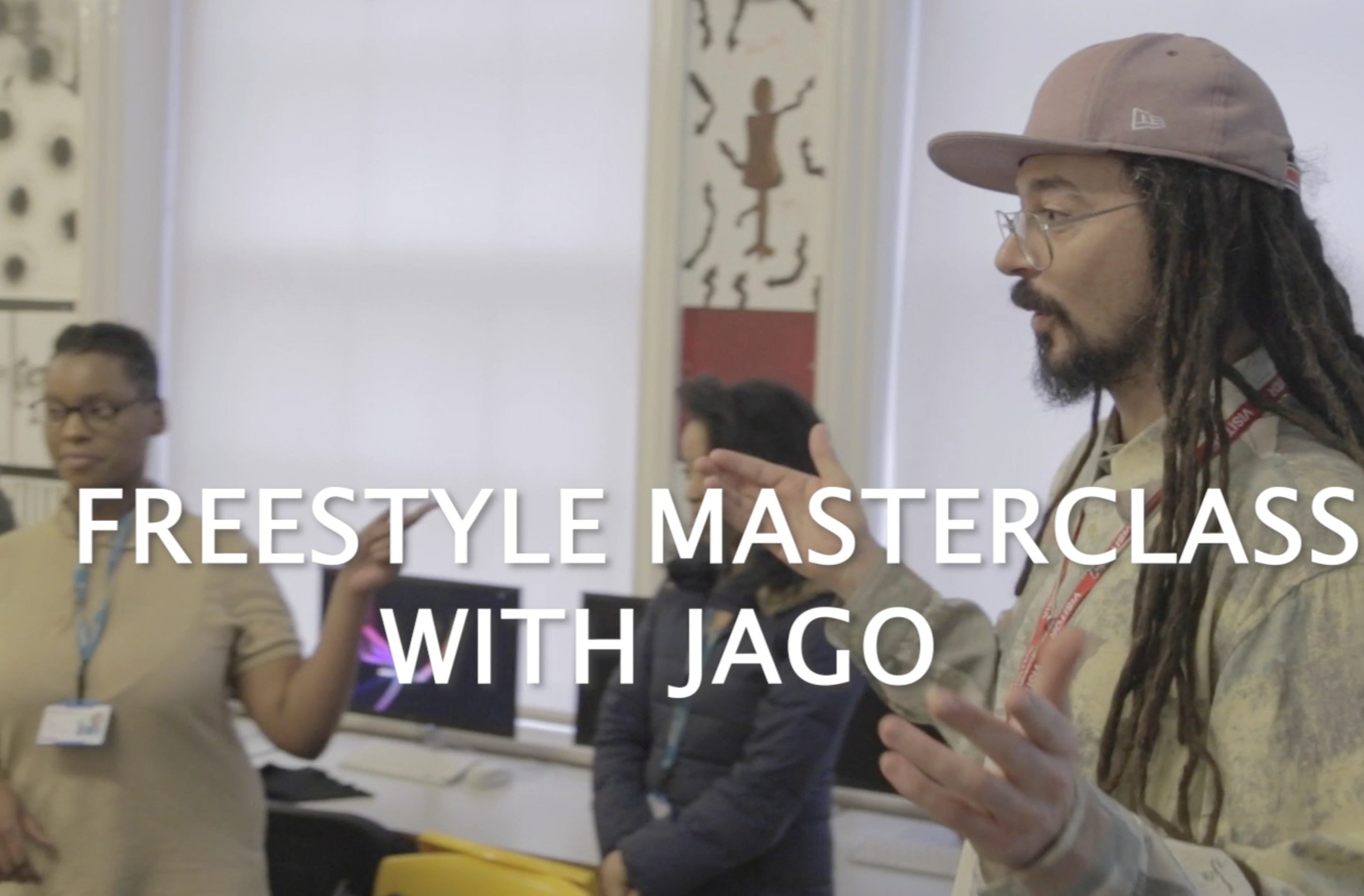 Freestyle Master Class with Drum n Bass MC Jago